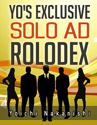 [GET] [Yos Exclusive Solo Ad Rolodex + Warrior Exclusive Solo Ad Deals]